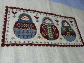 Les poupées russe d'Agnès Sn850115