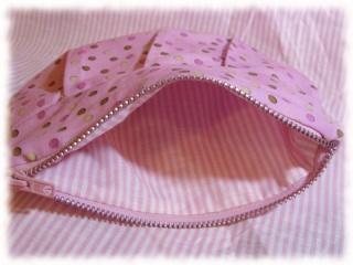 couture - pochette plissée Sn850418