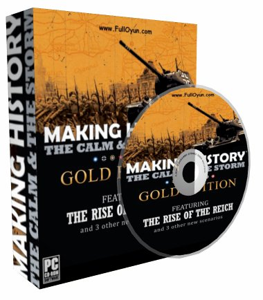 Making History The Calm And The Storm - Gold Edition - FULL indir Making10