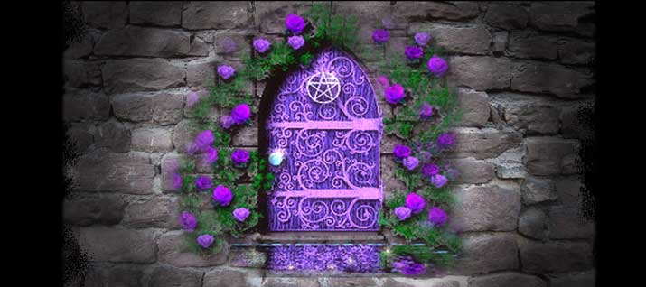 The Purple Coven and The Temple of The Four Elements