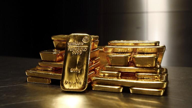 تصنيف جديد لأكبر الدول العربية من حيث احتياطات الذهب 6049cd10