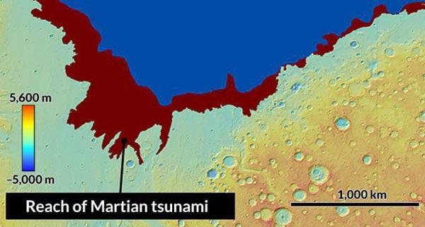 10 معلومات حديثة عن كوكب المريخ  8694_210