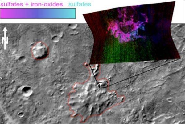 10 معلومات حديثة عن كوكب المريخ  8694_310