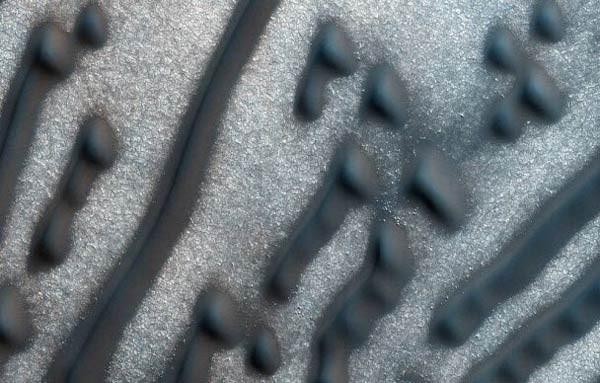 10 معلومات حديثة عن كوكب المريخ  8694_610