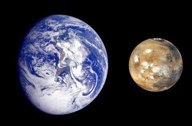 مقارنةٌ شاملةٌ بين الأرض والمريخ Earth-10