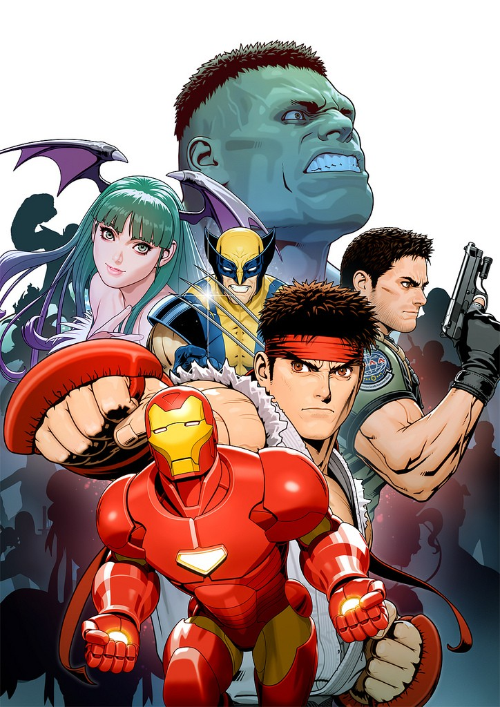 Marvel vs Capcom 3 : Fate of Two Worlds annoncé ! 45349710