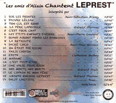 Allain Leprest (RIP) Amis-l10