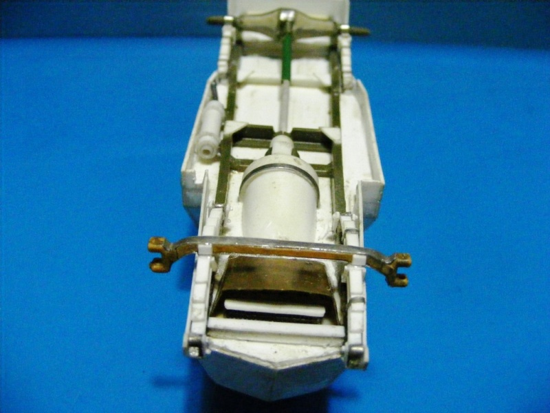 SCRATCHBUILDING A 1/35 SCALE BA 27 ARMOURED CAR. constuction ready 1010