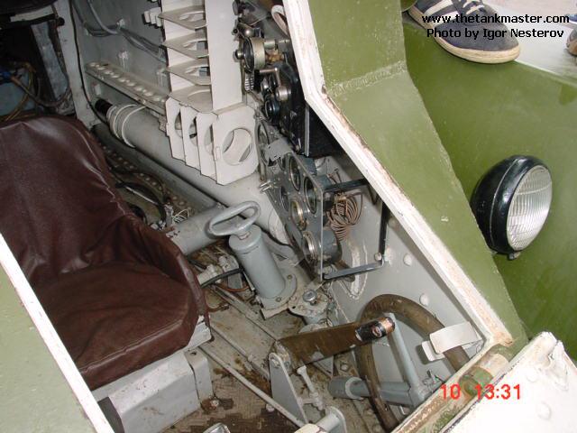 BT7 Early Model Interior Afv-bt11