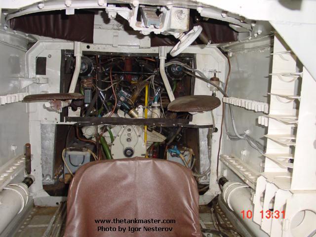 BT7 Early Model Interior Afv-bt12