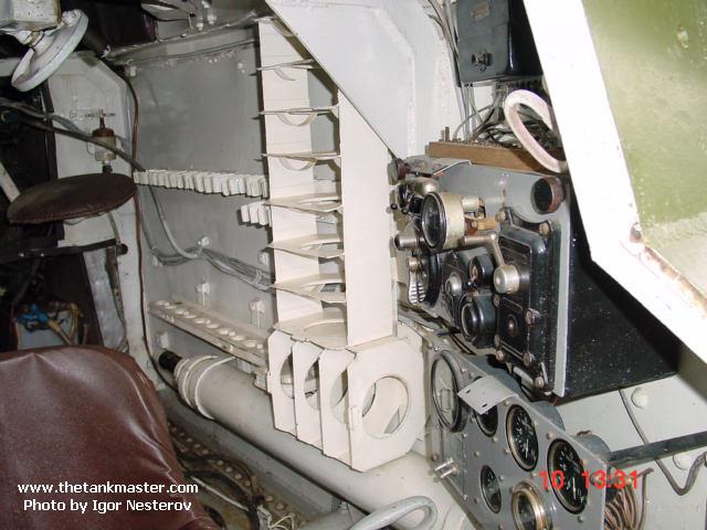 BT7 Early Model Interior Afv-bt13