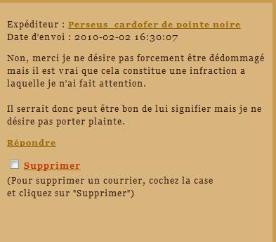 [SS] Affaire Anouck - Escroquerie 2 Dossier terminé Rapons11