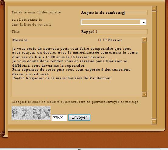 [EA] Affaire Augustin.de.cambourg  - Escroquerie Rappel23