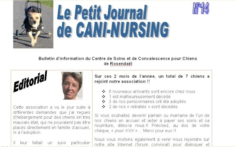 Gazette/éditorial.........appel pour trouver des rédacteurs.........proposez votre candidature Cani_n10