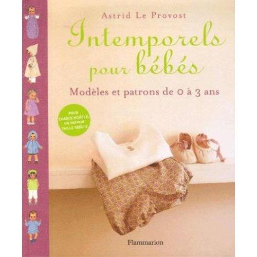 INTEMPORELS POUR BEBES de Astrid Le Provost 51qltt10