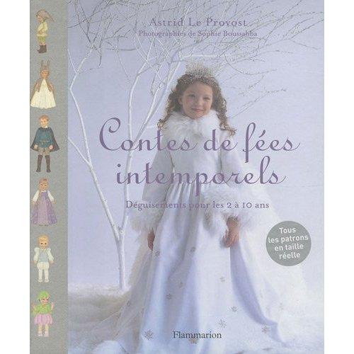 CONTES DE FEES INTEMPORELS de Astrid Le Provost 51qltt12