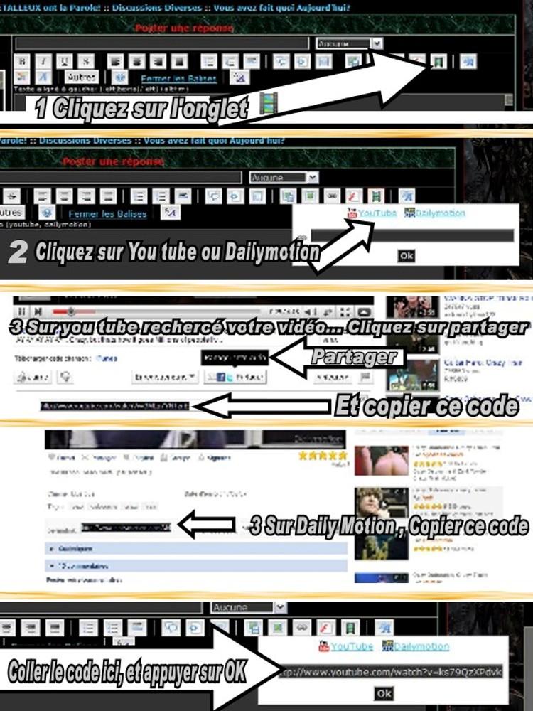 Comment Mettre une vidéo en Ligne. Video111
