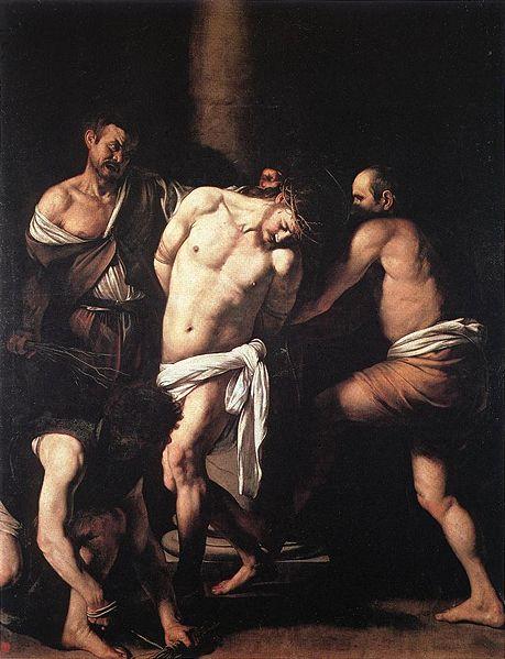 Le Opere Caravaggesche del Maestro Nunziante 459px-10