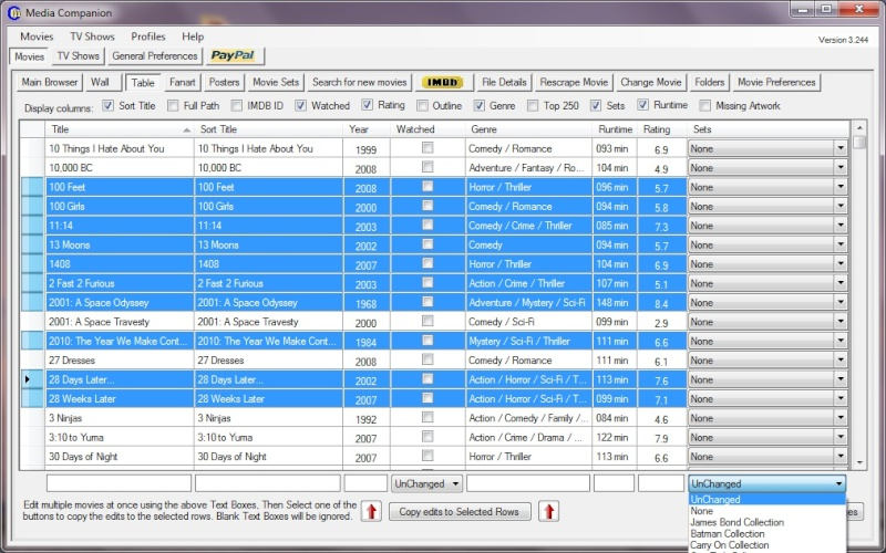 Table View disscusion Tablev10