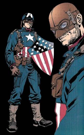 capitaine america 8215-c10