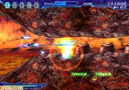 [PS2] Thunder Force VI 01515010