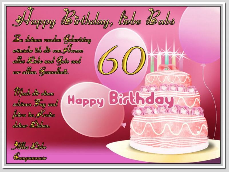Happy Birthday Babs Babs10