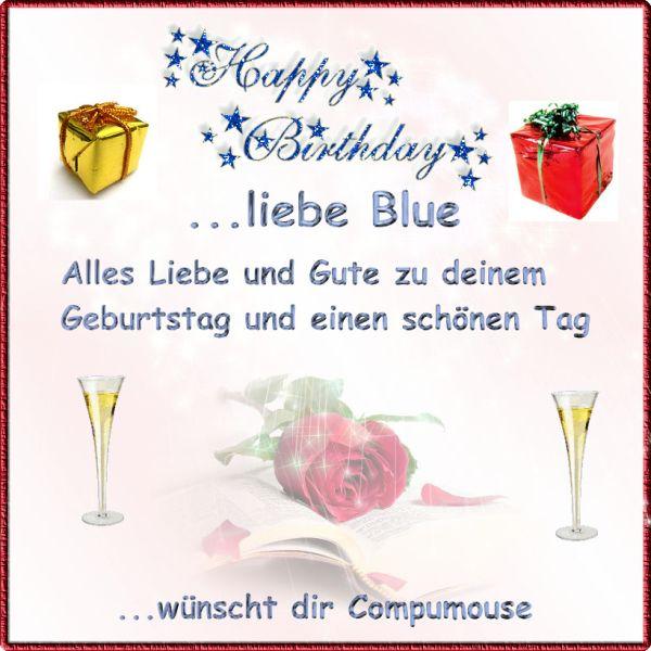 Happy Birthday Blue Blue10