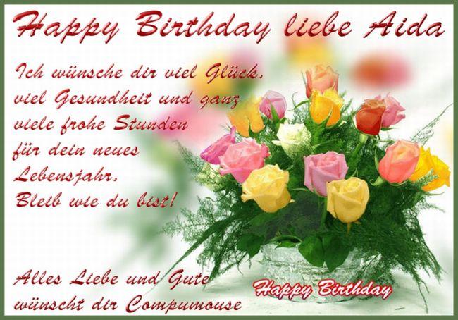 Happy Birthday Aida Geburt11