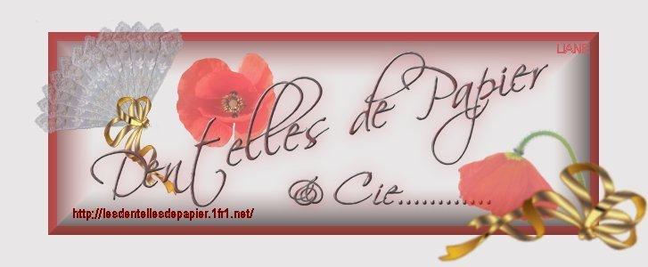 DENTELLES DE PAPIER