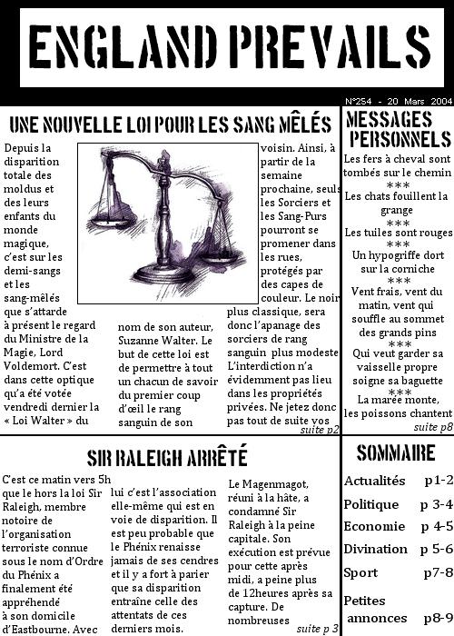 Revue de Presse Prevai11