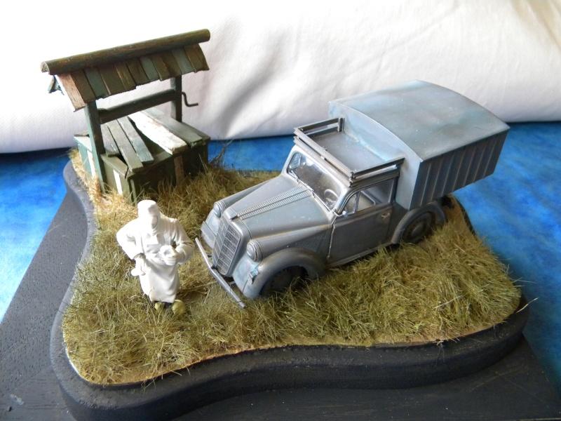 opel - opel ambulance terminée Opelkp14
