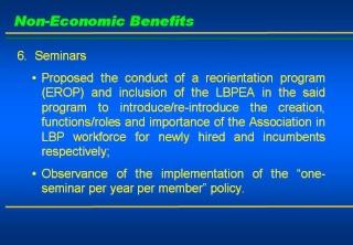 2008 ACCOMPLISHMENT REPORT Slide113