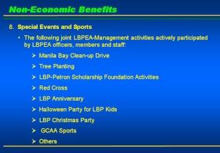 2008 ACCOMPLISHMENT REPORT Slide116