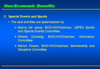 2008 ACCOMPLISHMENT REPORT Slide117