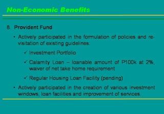 2009 ACCOMPLISHMENT REPORT Slide120