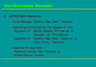 2009 ACCOMPLISHMENT REPORT Slide122