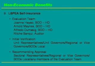 2009 ACCOMPLISHMENT REPORT Slide123