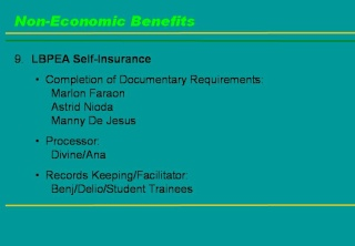 2009 ACCOMPLISHMENT REPORT Slide124