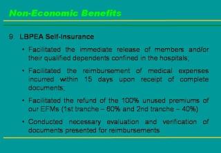 2009 ACCOMPLISHMENT REPORT Slide125