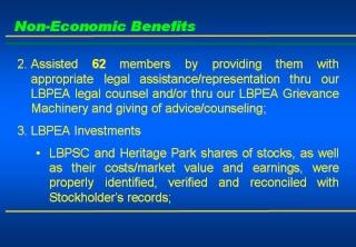 2008 ACCOMPLISHMENT REPORT Slide610