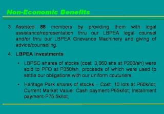2009 ACCOMPLISHMENT REPORT Slide611