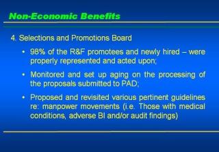 2008 ACCOMPLISHMENT REPORT Slide710