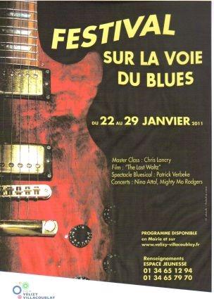 La voie du Blues à Velizy-Villacoublay (78) Festiv17