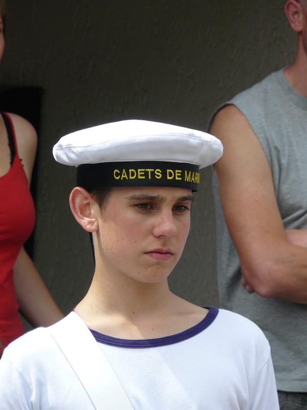 La fanfare des Cadets de Liège 21_jui16