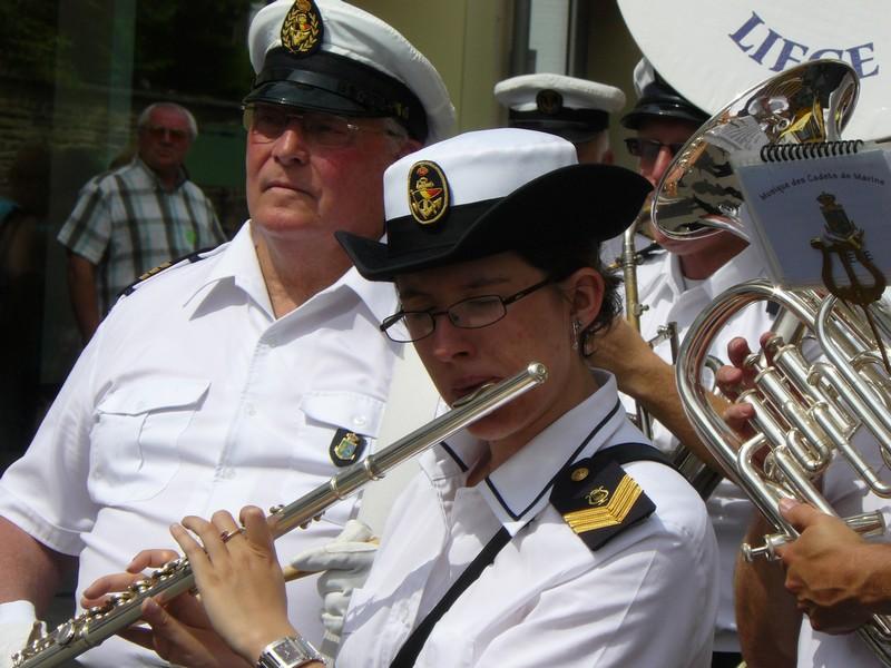 La fanfare des Cadets de Liège 21_jui19