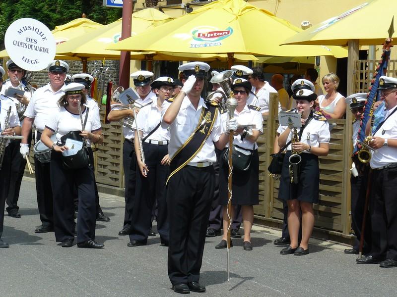La fanfare des Cadets de Liège 21_jui20