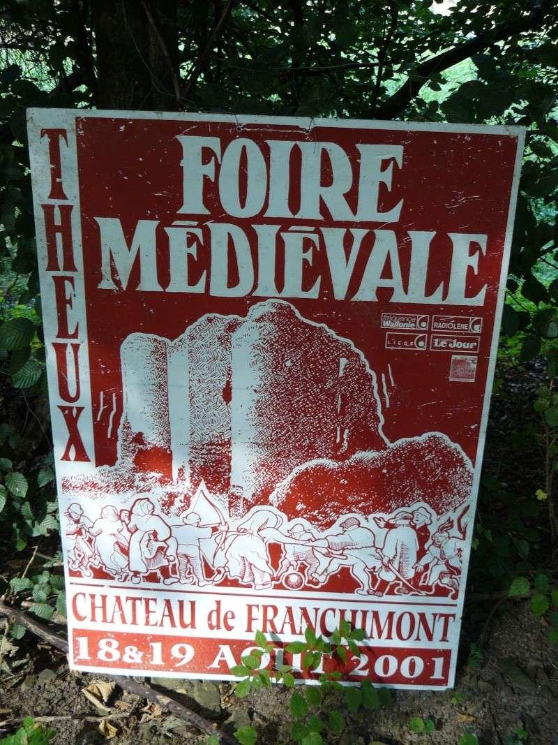Foire médiévale de Franchimont Franch13