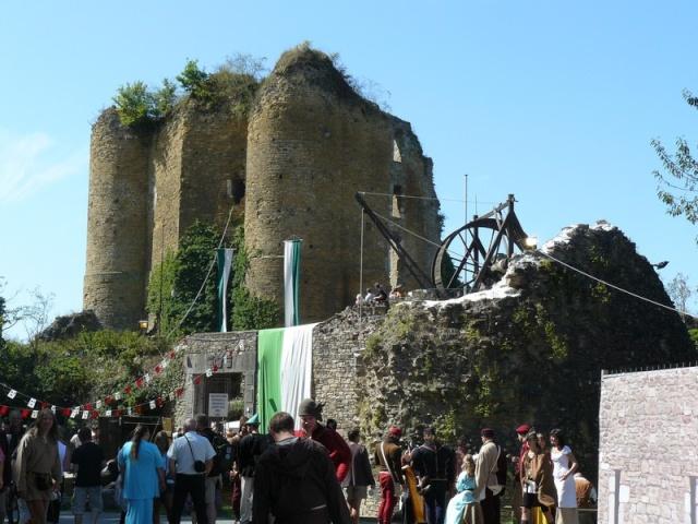 Foire médiévale de Franchimont Franch16