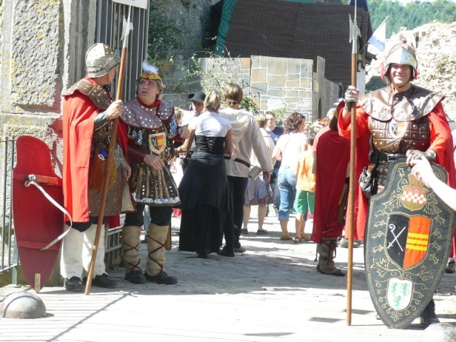 Foire médiévale de Franchimont Franch17