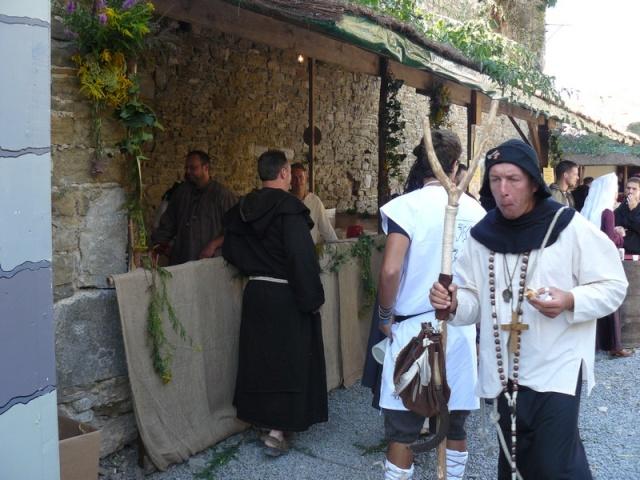 Foire médiévale de Franchimont Franch19